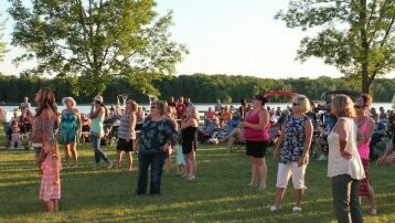 Summer Sunset Concert Series – Music By The River