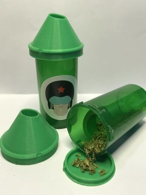Commander Cannabis Original Dispensing Conehead