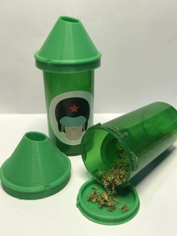 Commander Cannabis Original Dispensing Conehead