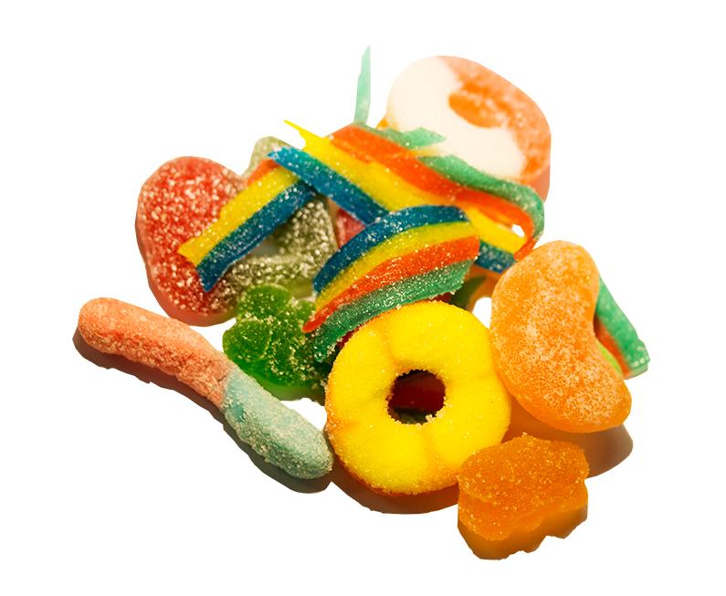 Hempol Nano 150MG CBD Gummies - Variety Pack
