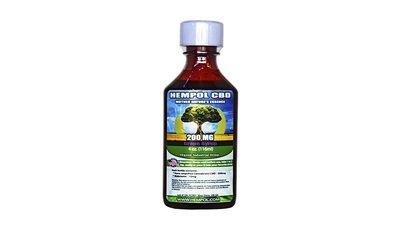 Hempol Nano CBD Syrup - Grape Flavor