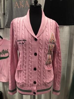 AKA Cardigan - Pink