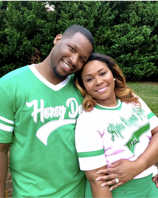 His & Hers/ Honey Do & AKA Varsity Shirts Bundle Deal