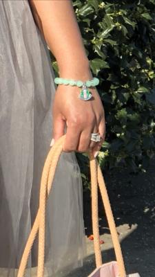Candy Green AKA Charm Bracelet