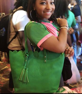 Green AKA Tote Bag