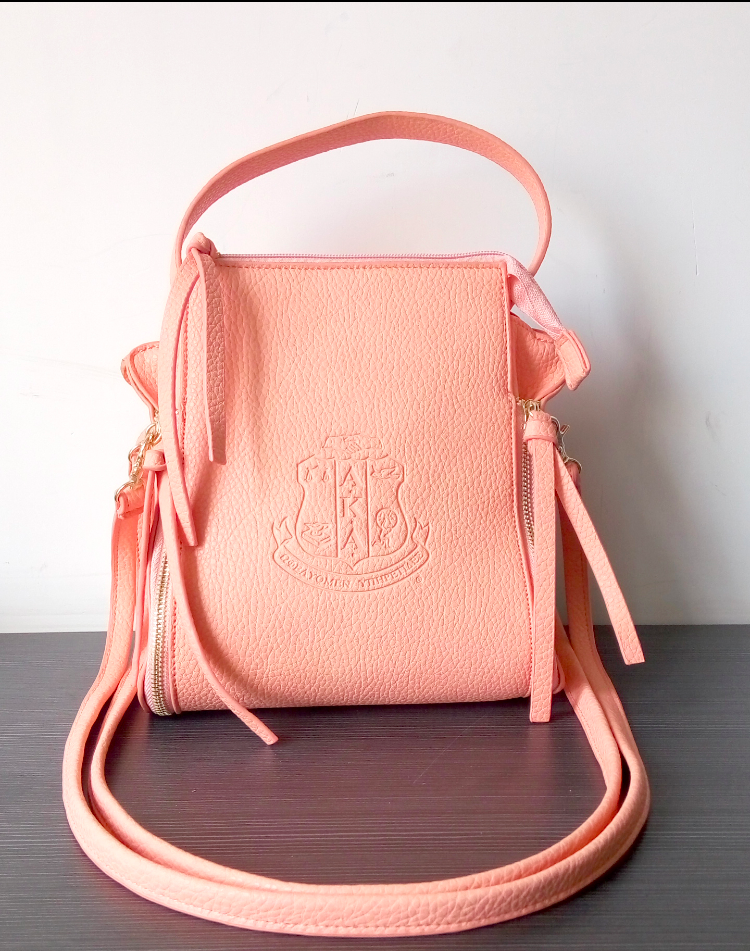 Pink AKA Crossbody Bag