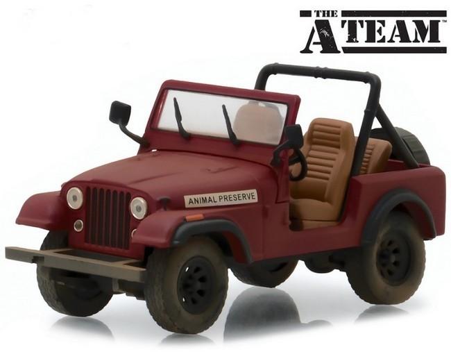 A-Team   Jeep CJ-7