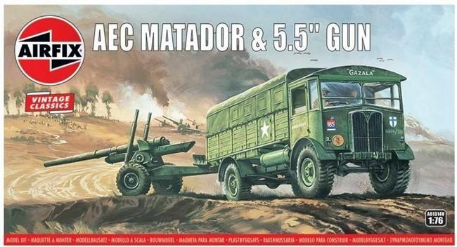 AEC Matador (Modelbouw)