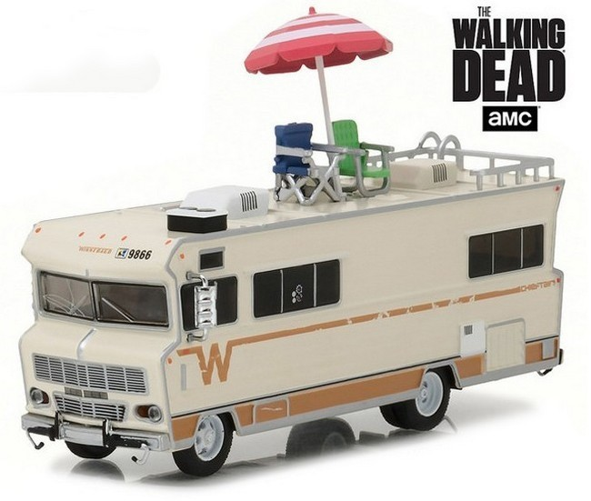 The Walking Dead - Winnebago