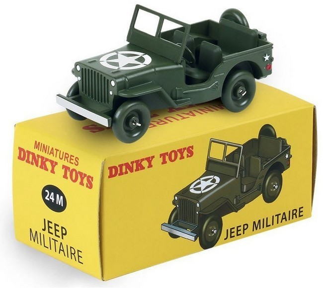 Jeep Militaire