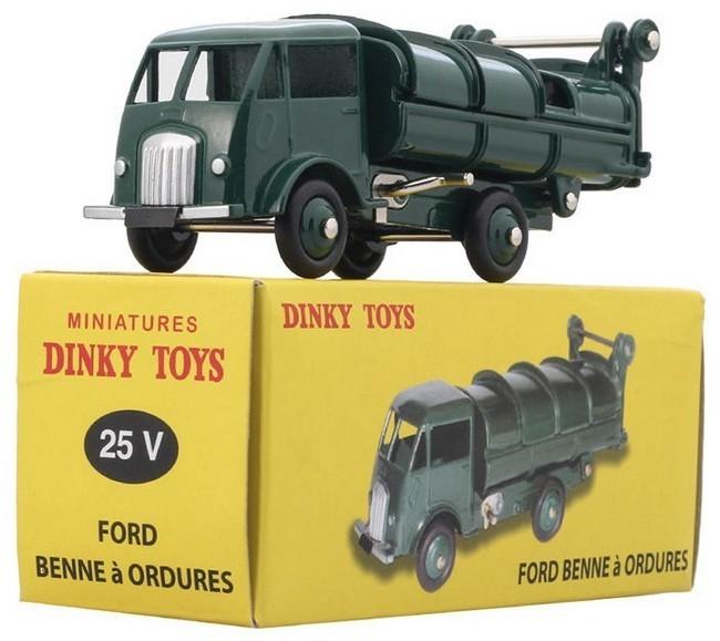 Ford Benne à Ordures
