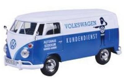 Volkswagen Type 2  Kundendienst