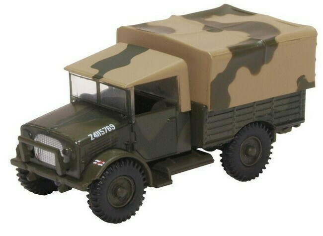 Bedford MWD 2 Corps
