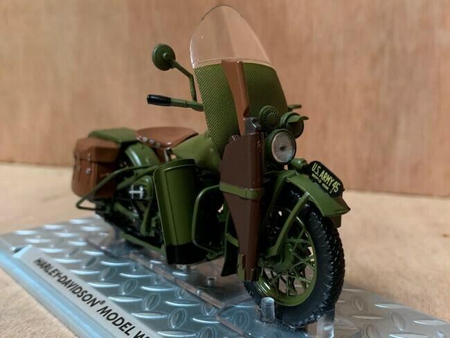 Harley Davidson WLA FLAT HEAD