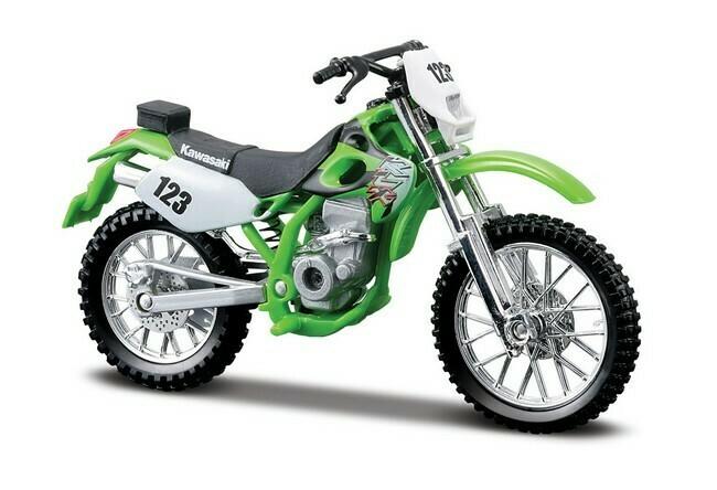 Kawasaki KLX 250 SR