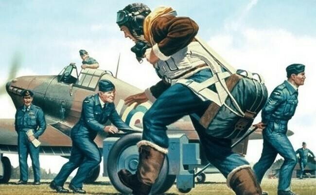 WW II -RAF personeel