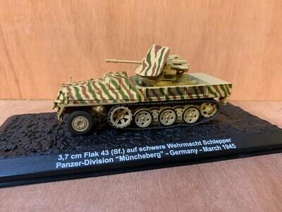 Schwere Wehrmacht Schlepper