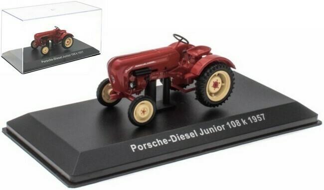 Porsche - Diesel Junior