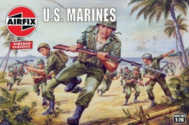 WW II - US Marines