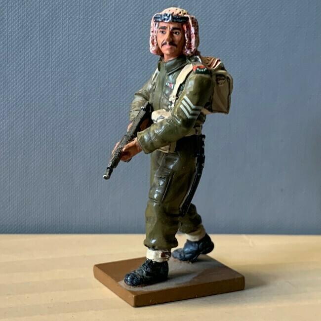 Sergeant Arab Legion