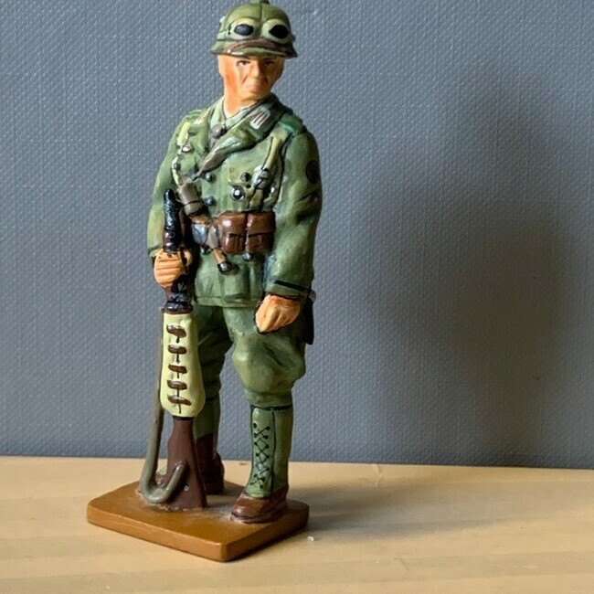 Machine Gunner Afrikakorps