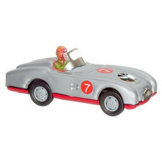 Roulette auto. zilver