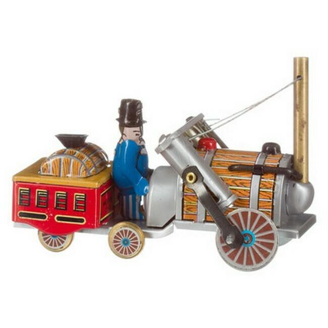 Bier locomotief, freewheel