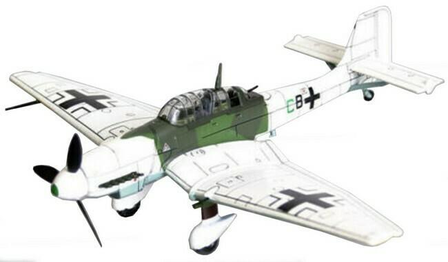"""Junkers JU 87D-5  """"Stuka"""""""