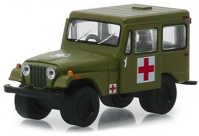 Jeep DJ-5
