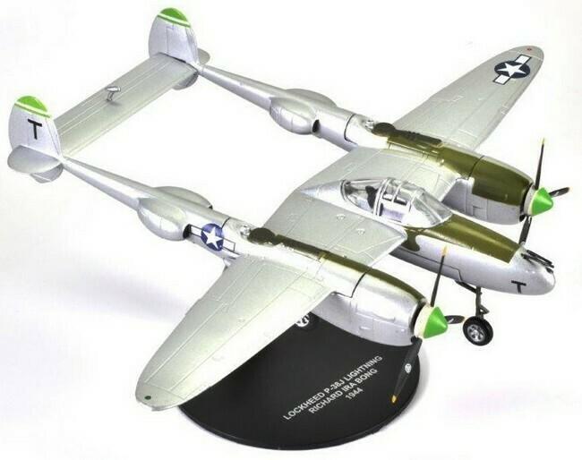 Lockheed P-38 J