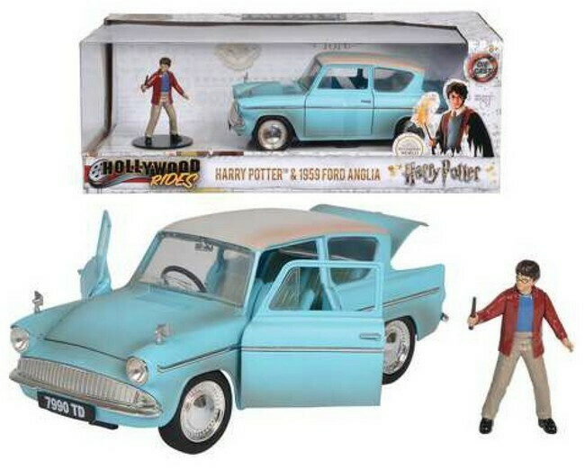 Harry Potter  -  Ford Anglia