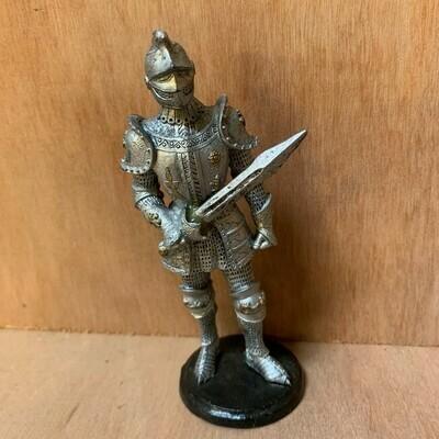 Franse ridder met zwaard