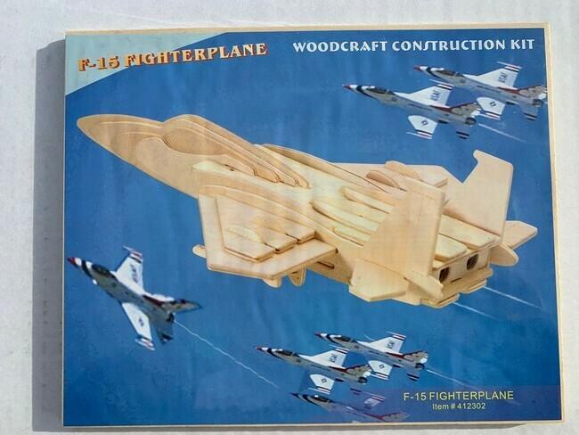 F-15 Fighterplane