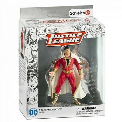 Justice League  -  Shazam