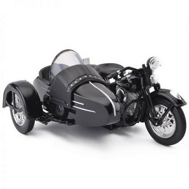 Harley Davidson Sidecar FL