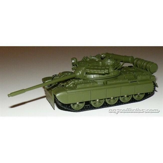 James bond  -  T 55