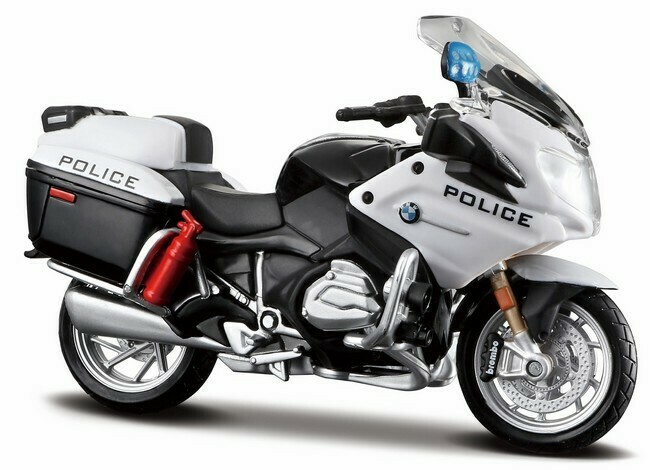 BMW R 1200 RT Police Authority