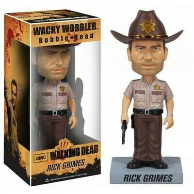 Walking Dead  -  Rick Grimes