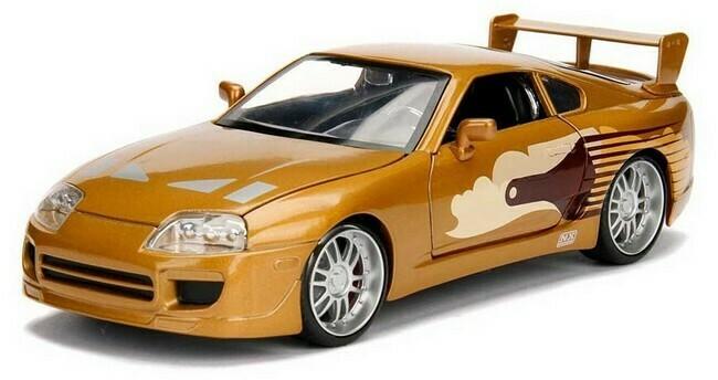Fast & Furious - Toyota Supra