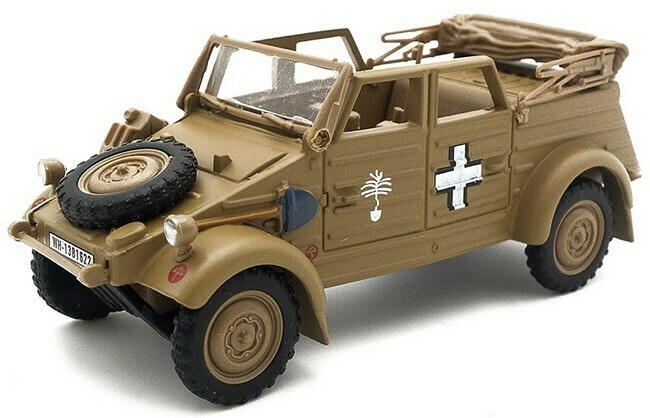 Volkswagen Kubel type 82