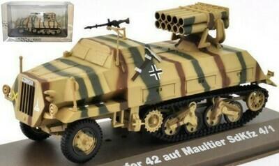 Sd Kfz 4/1 Panzerwerfer 42