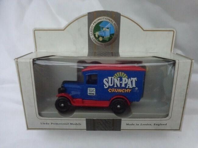 Chevrolet Van - Nestle Sun Pat