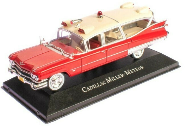 Cadillac  Ambulance