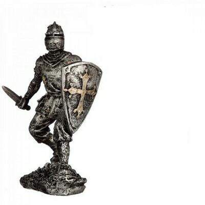 Ridder met zwaard