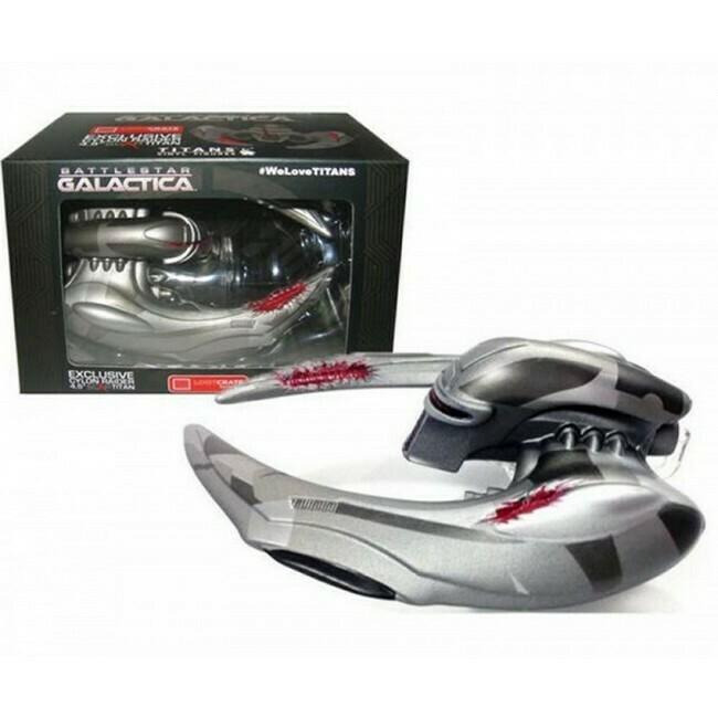Battlestar Galactica  - Cylon Raider