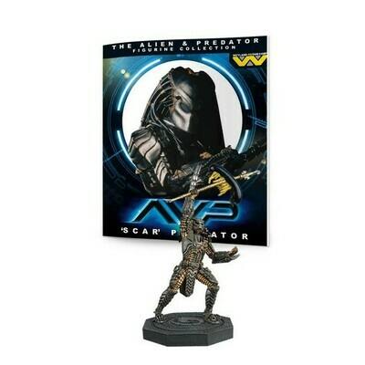 Alien & Predator  -  Scar