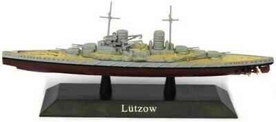 Lützow -  Duitse Marine