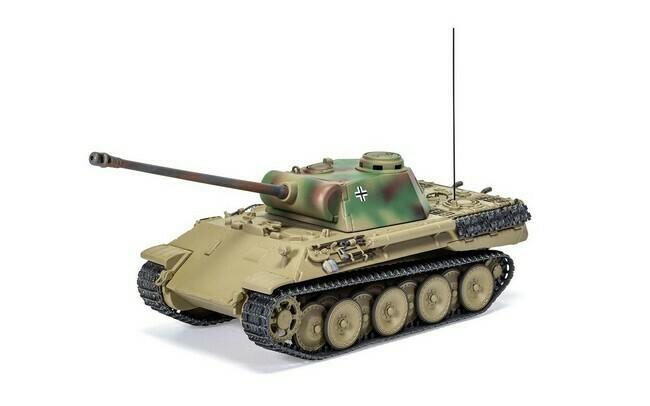 Panzerkampfwagen V Panther (ausf D)