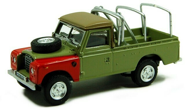 Land Rover serie III 109