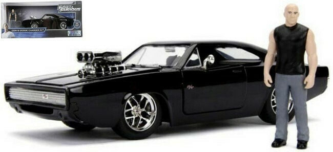Fast & Furious  - Dodge Charger met Dom